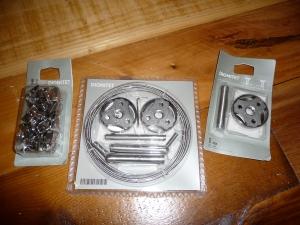 Ikea Dignitat parts